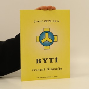 náhled knihy - Bytí životní filozofie