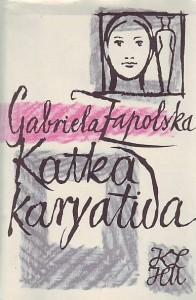 náhled knihy - Katka Karyatida