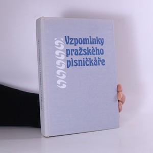 náhled knihy - Vzpomínky pražského písničkáře