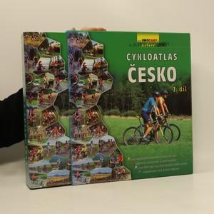 náhled knihy - Cykloatlas Česko. 1. díl