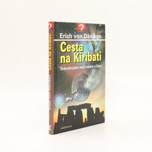 náhled knihy - Cesta na Kiribati: Dobrodružství mezi nebem a Zemí