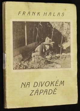 náhled knihy - Na divokém západě