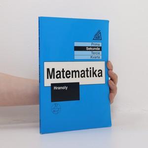 náhled knihy - Matematika. Sekunda. Hranoly