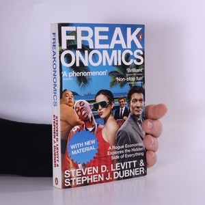 náhled knihy - Freakonomics : a rogue economist explores the hidden side of everything