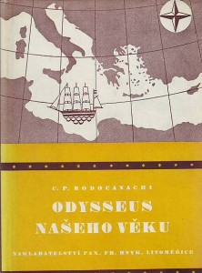 náhled knihy - Odysseus našeho věku
