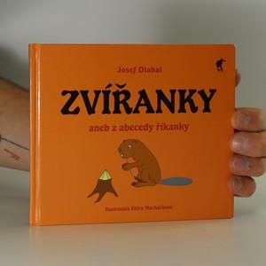náhled knihy - Zvířanky aneb z abecedy říkanky