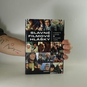 náhled knihy - Slavné filmové hlášky
