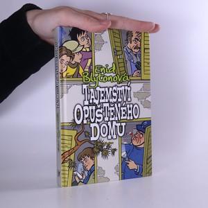 náhled knihy - Tajemství opuštěného domu