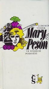 náhled knihy - Mary Peson ve spárech podsvětí