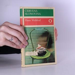 náhled knihy - Červená slonovina