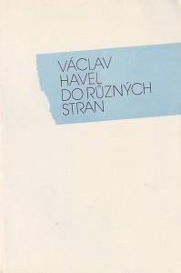 náhled knihy - Do různých stran - Eseje a články  z let 1983-1989