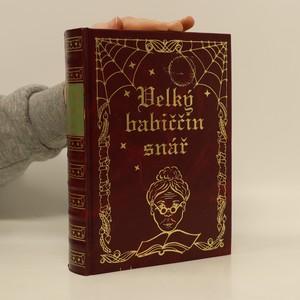 náhled knihy - Velký babiččin snář