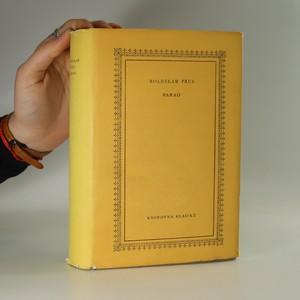 náhled knihy - Farao