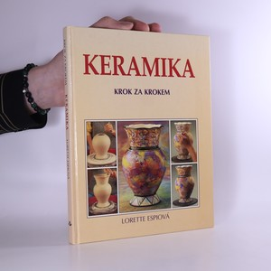 náhled knihy - Keramika krok za krokem