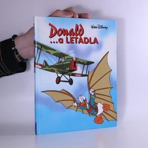 náhled knihy - Donald a letadla