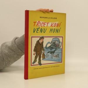 náhled knihy - Třicet koní Vénu honí