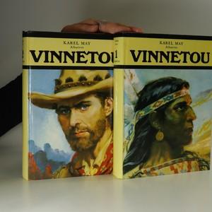 náhled knihy - Vinnetou. I. a II. díl (2 svazky)