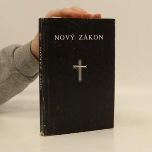 náhled knihy - Nový zákon (porušená vazba viz fotka)