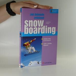 náhled knihy - Jak dokonale zvládnout snowboarding