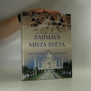 náhled knihy - Zajímavá místa světa