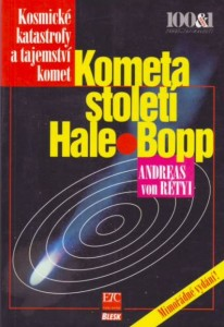 náhled knihy - Kometa století Hale Bopp