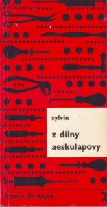 náhled knihy - Z dílny Aeskulapovy