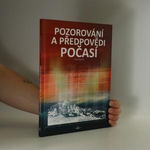 náhled knihy - Pozorování a předpovědi počasí