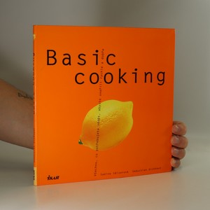 náhled knihy - Basic cooking