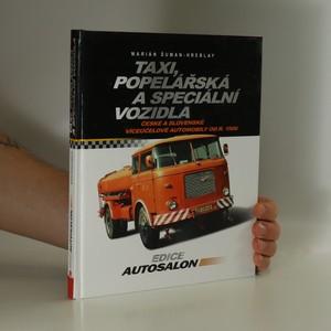 náhled knihy - Taxi, popelářská a speciální vozidla