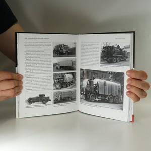 antikvární kniha Taxi, popelářská a speciální vozidla, 2013