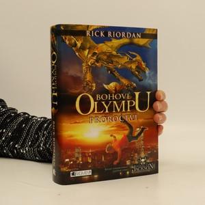náhled knihy - Bohové Olympu. Proroctví