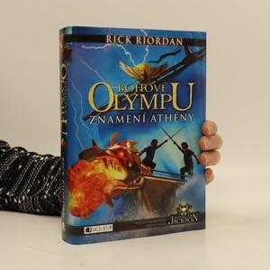 náhled knihy - Bohové Olympu. Znamení Athény