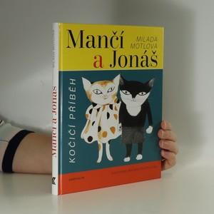 náhled knihy - Mančí a Jonáš : kočičí příběh