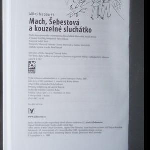 antikvární kniha Mach, Šebestová a kouzelné sluchátko, 2007