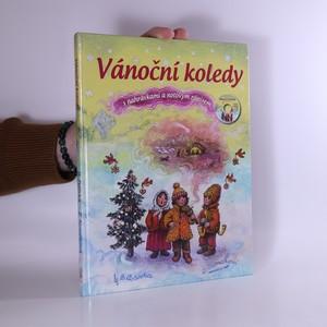 náhled knihy - Vánoční koledy : s nahrávkami a notovým zápisem (včetně CD přílohy)