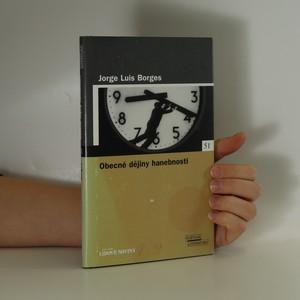 náhled knihy - Obecné dějiny hanebnosti