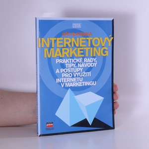 náhled knihy - Internetový marketing
