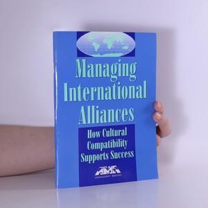 náhled knihy - Managing International Alliances