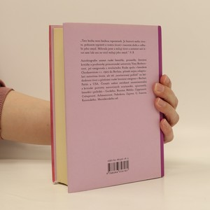 antikvární kniha Psáno kurzivou. Autobiografie, 2003