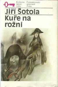 náhled knihy - Kuře na rožni