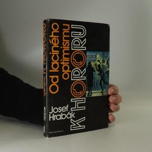 náhled knihy - Od laciného optimismu k hororu