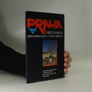náhled knihy - Praha. Průvodce historickou částí města.