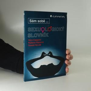 náhled knihy - Sexuologický slovník
