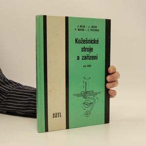 náhled knihy - Kožešnické stroje a zařízení pro SOU