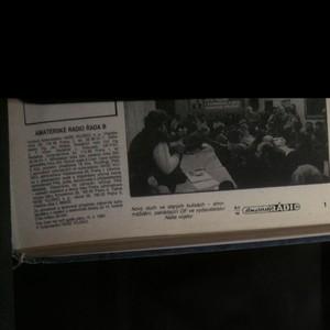 antikvární kniha Amatérské radio pro konstruktéry 1990, 1990