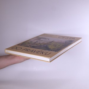 antikvární kniha Cesta do pravěku, 1996