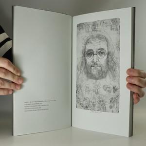 antikvární kniha Slova & písně (podepsaný výtisk č. 435, signovaný lept J. Anderle), 2002