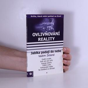 náhled knihy - Ovlivňování reality