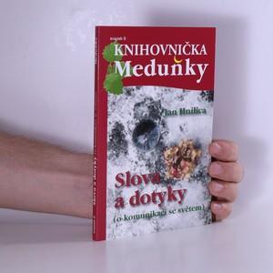 náhled knihy - Slova a dotyky