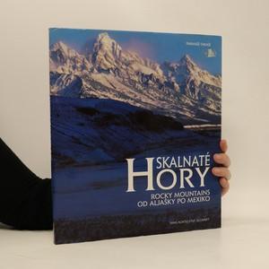 náhled knihy - Skalnaté hory. Rocky Mountains ( vnitřní strana desek nápis propiskou)